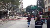 Meksyk: Największe trzęsienie ziemi od 32 lat