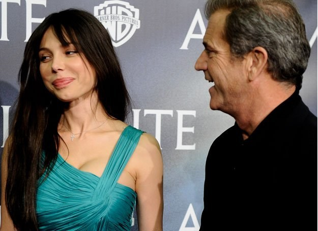 Mel Gibson i Oksana Grigorieva /Getty Images/Flash Press Media
