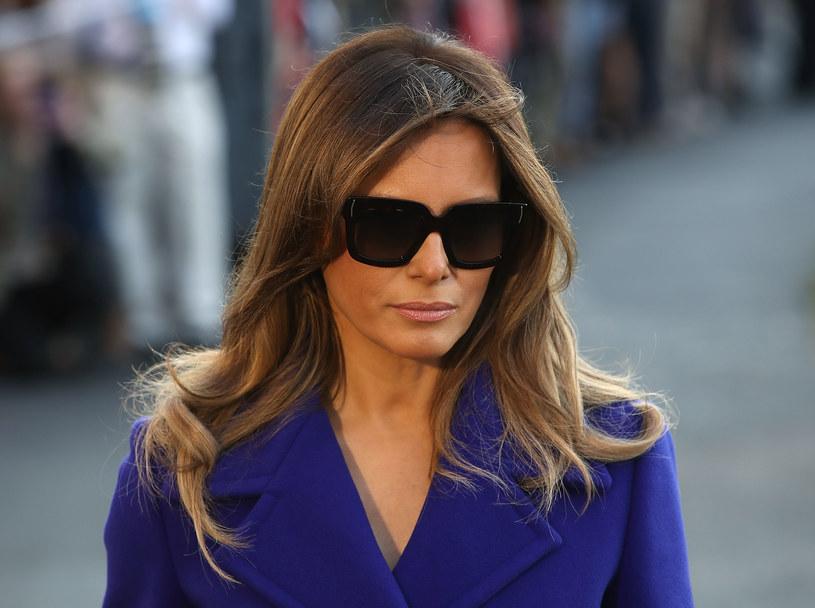 Melania Trump nieustannie jest porównywana do Michelle Obamy /Getty Images