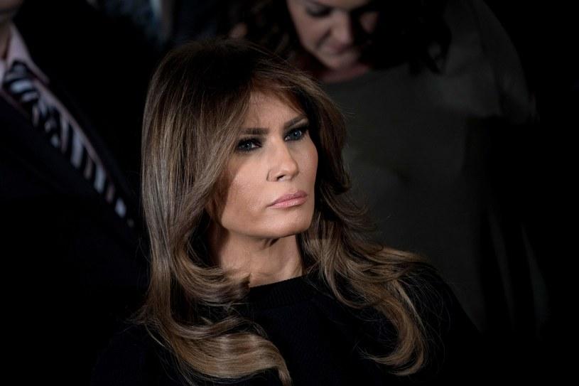 Melania Trump /AFP