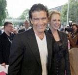 Melanie Griffith i Antonio Banderas /AFP