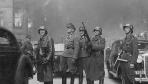 Meldunek z wykonania rozkazu zagłady getta w Warszawie