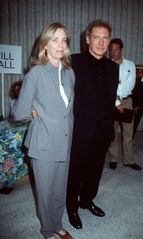 Melissa Mathison i Harrison Ford byli małżeństwem w latach 1983-2004 /Brenda Chase /Getty Images