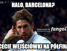 Memy po ćwierćfinałach Ligi Mistrzów