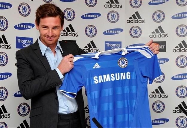 Menedżer Chelsea Londyn Andre Villas-Boas /AFP
