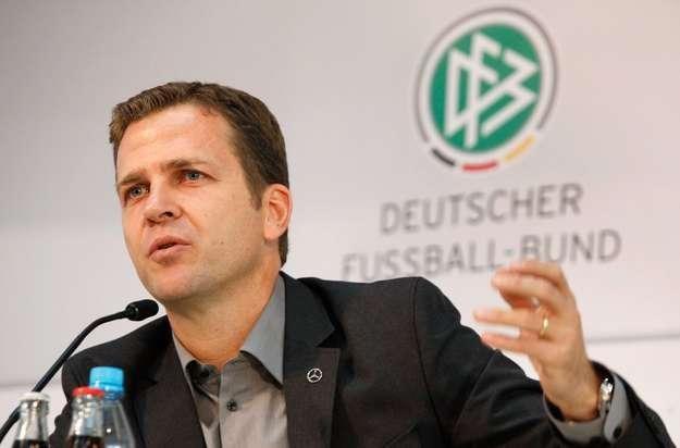 Menedżer niemieckiej reprezentacji Oliver Bierhoff /AFP