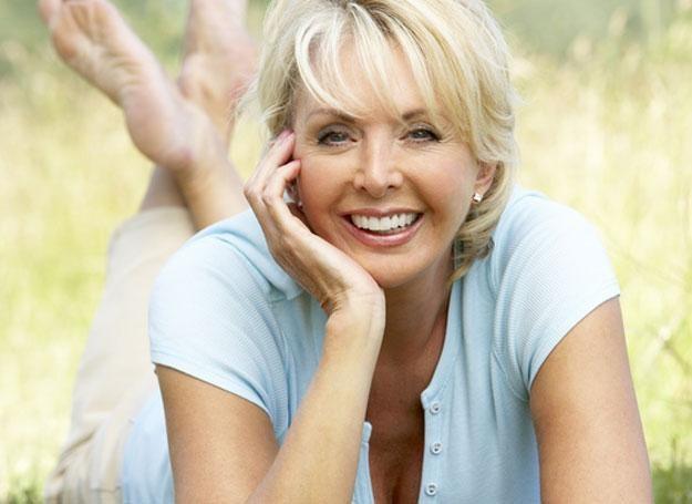 Menopauza dla wielu kobiet oznacza utratę sił witalnych /© Panthermedia