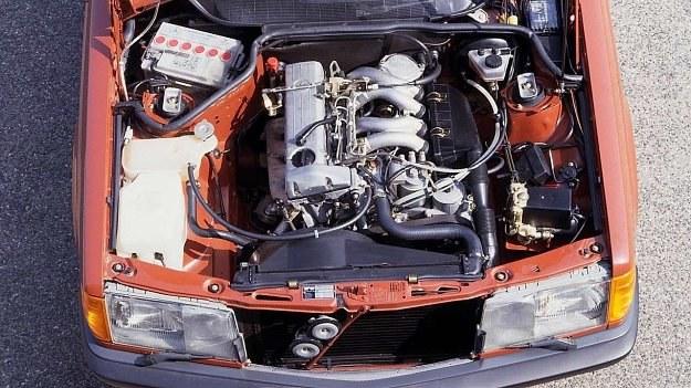 Mercedes 190 D (W201, 1984) /Mercedes