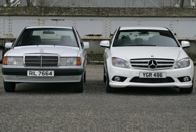 Mercedes 190 i klasy C /