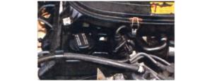 mercedes 190 silnik /Motor