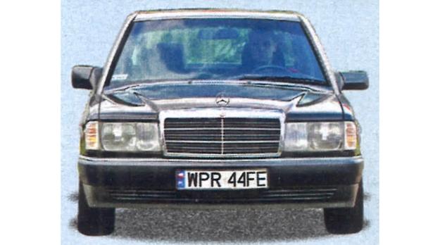 mercedes 190 /Motor