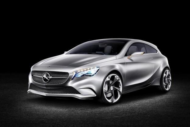 Mercedes A concept /