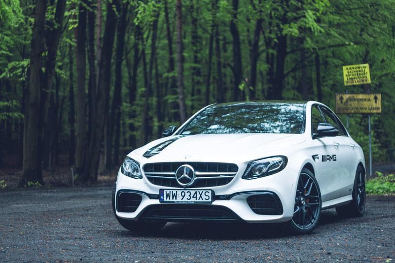 Mercedes-AMG E 63 S 4MATIC+ /INTERIA.PL