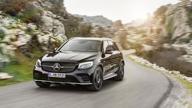 Mercedes-AMG GLC 43 4MATIC /Mercedes