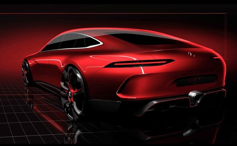 Mercedes-AMG GT Concept /