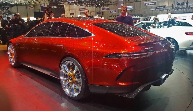 Mercedes-AMG GT Concept /INTERIA.PL