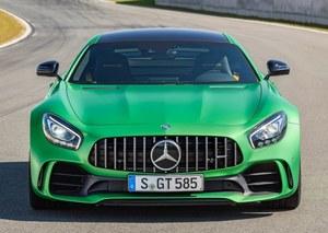 Mercedes-AMG GT R coupe za 771 tys. zł. Dużo?
