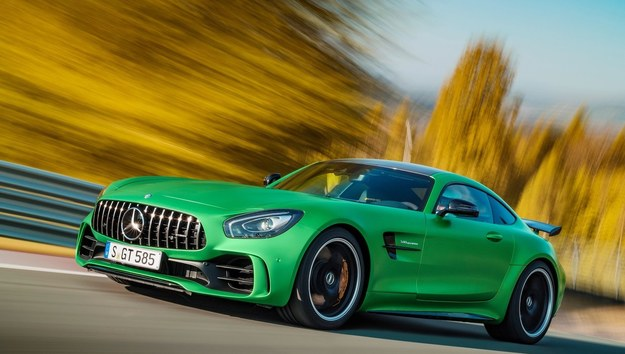 Mercedes-AMG GT R /Mercedes