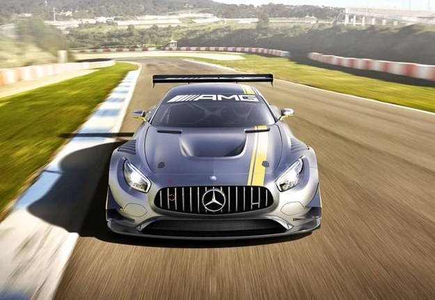 Mercedes-AMG GT3 /Mercedes