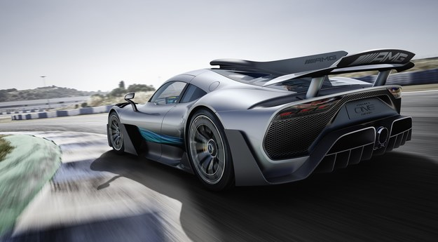 Mercedes-AMG Project One /Mercedes