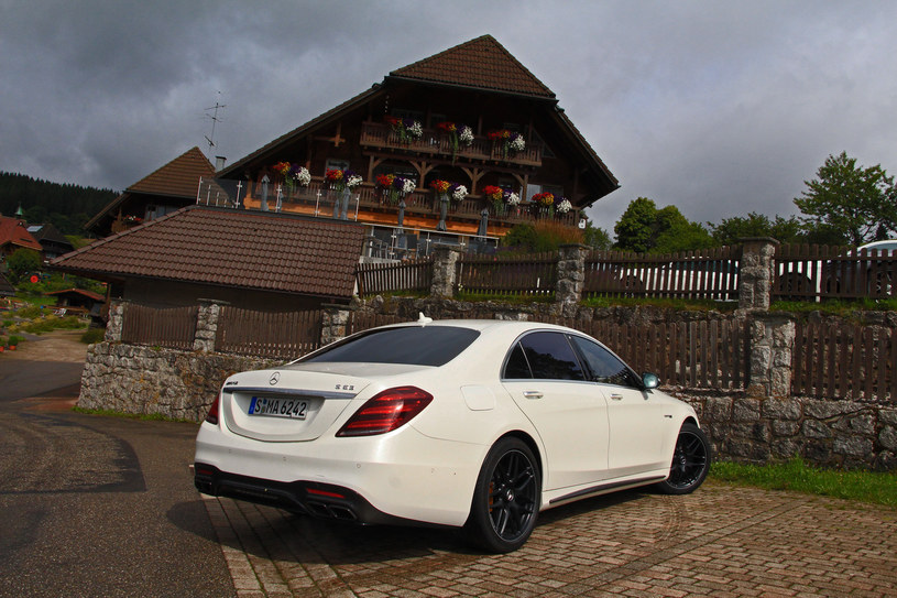 Mercedes-AMG S 63 4MATIC+ /INTERIA.PL