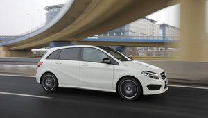 Mercedes B 220 4Matic 7G-DCT - test