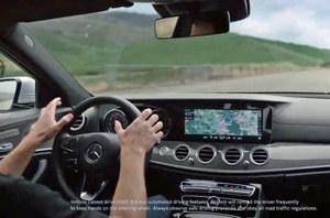 Mercedes będzie miał kłopoty przez reklamę klasy E?