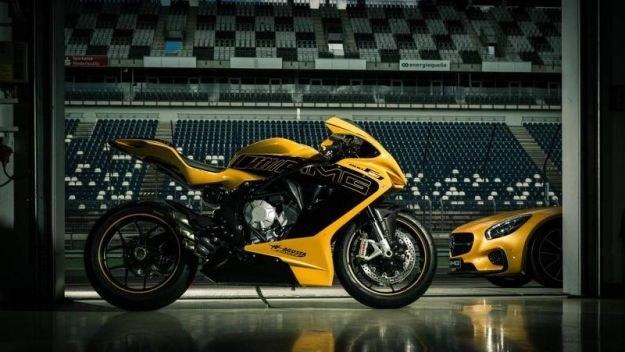 Mercedes będzie sprzedawał motocykle!