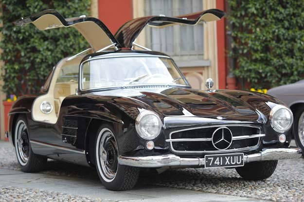 MERCEDES-BENZ, 300 SL (1954) /
