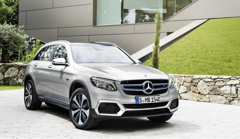 Mercedes-Benz GLC F-Cell /