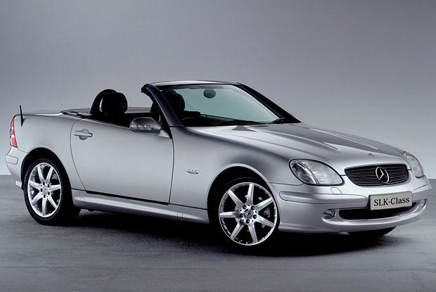Mercedes-Benz SLK Roadster Special Edition (kliknij) /INTERIA.PL