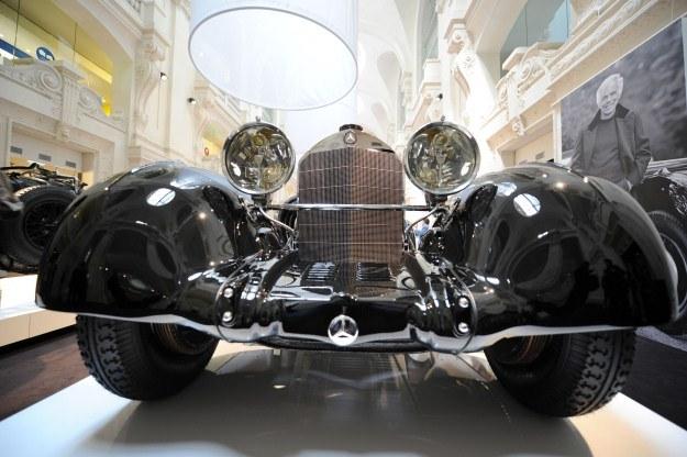 "Mercedes-Benz SSK ""Comte Trossi"" z 1930 roku /AFP"