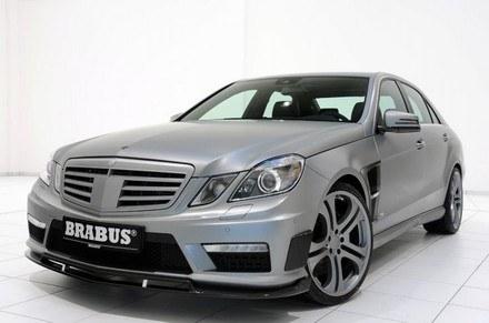 Mercedes Brabus E63 /