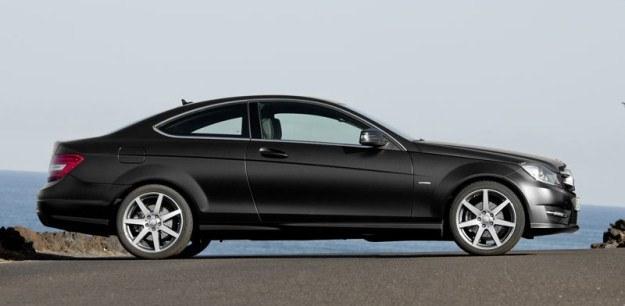 Mercedes C coupe /