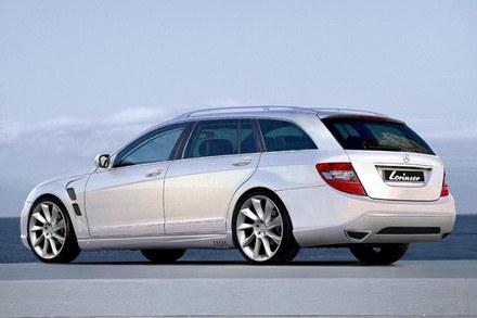 Mercedes C lorinser / Kliknij /INTERIA.PL