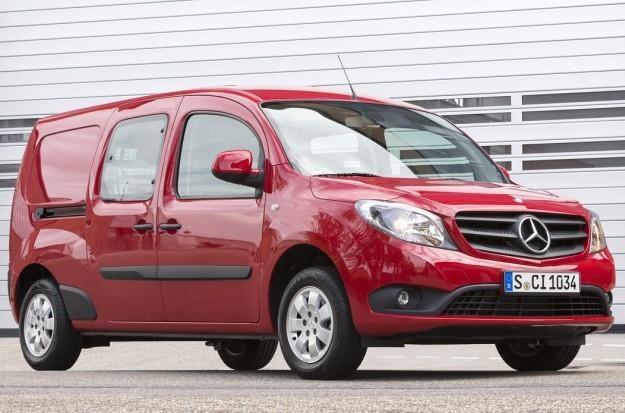 Mercedes Citan otrzymał nowe silniki... /