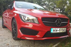 Mercedes CLA 250 4Matic. Nasz test