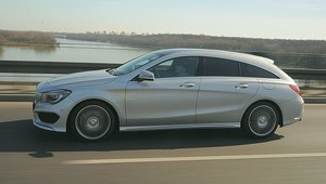 Mercedes CLA 250 Shooting Brake – test