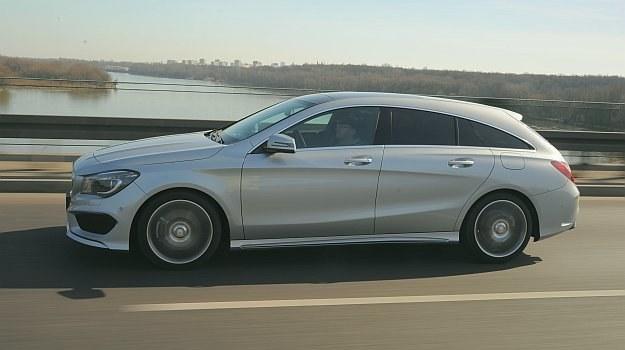 Mercedes CLA SB /Motor