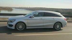 Mercedes CLA Shooting Brake - niepraktyczny, ale stylowy