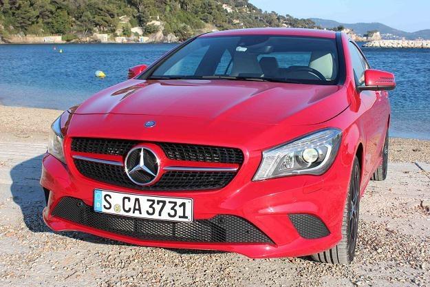 Mercedes CLA /INTERIA.PL
