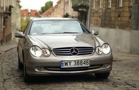Mercedes CLK (2002-2009)