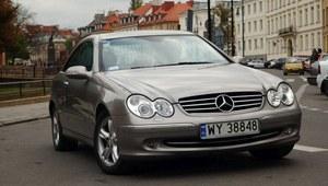 Mercedes CLK - czy luksusowe coupe musi być drogie?