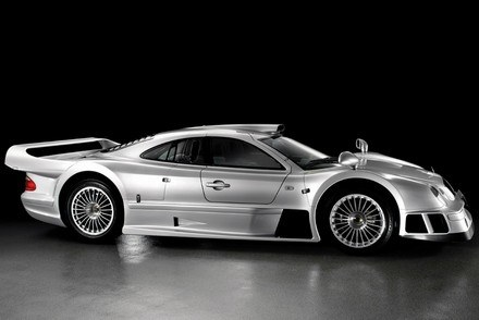 Mercedes CLR GTR coupe /
