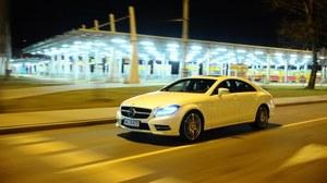 Mercedes CLS 350 - test