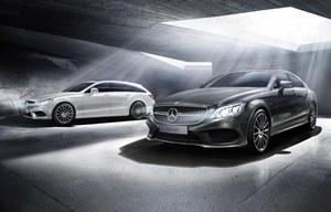 Mercedes CLS Final Edition - wersja pożegnalna