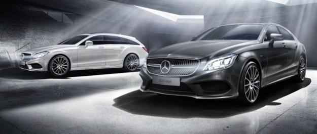 Mercedes CLS i CLS Shooting Brake Final Edition