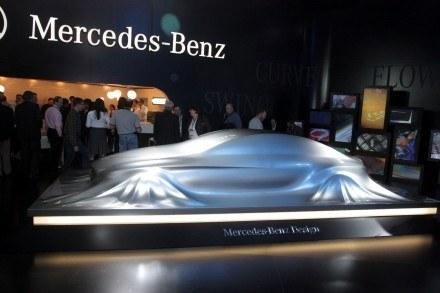 Mercedes CLS II generacji /INTERIA.PL