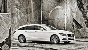 Mercedes CLS Shooting Brake - polowanie na klienta