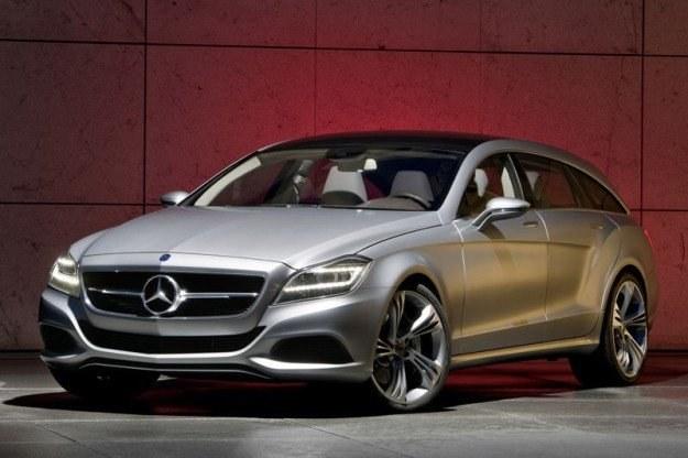 Mercedes CLS shooting brake /